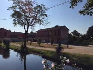 Una mulino nel territorio del comune di Albairate