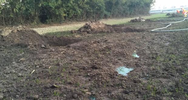 Cisliano: ancora un danno all'oleodotto Eni, Il M5S è il primo sul territorio