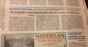 Vigevano-Malpensa: manca l'ufficialità al contratto di programma