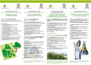 Stati generali verde urbano orizzontale