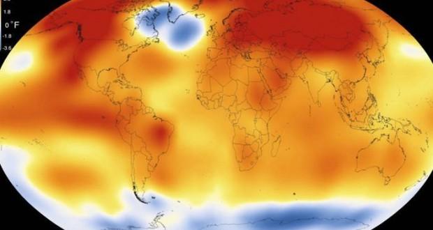 2015: l'anno più caldo della storia