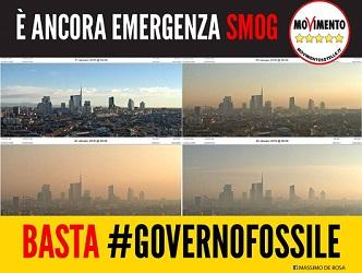 Quanto ci costa lo smog?