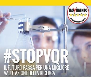 Il M5S incontra i docenti di #StopVQR
