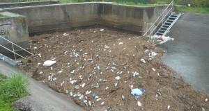 Vasche di laminazione Sengao, cittadini a rischio