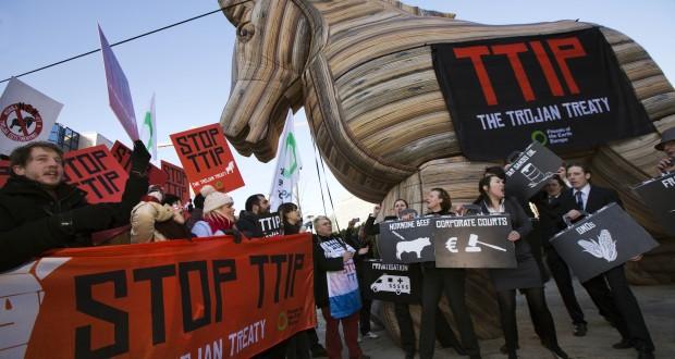Il TTIP è una minaccia per rinnovabili e clima, ecco i documenti