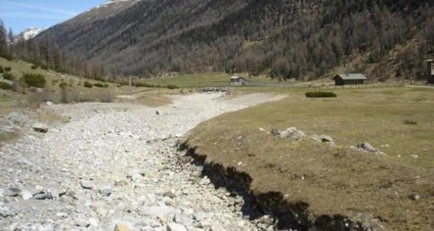 Fiume Spöl: presentato esposto per disastro ambientale