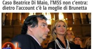 Beatrice Di Maio è Titti Brunetta, qualcuno si scuserà?