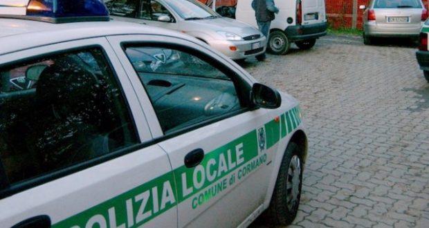 Vicino a chi lavora per il territorio, vicino alla Polizia locale di Cormano