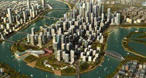 Il consumo di suolo e le città fantasma, dai deserti urbani cinesi un preoccupato sguardo al futuro