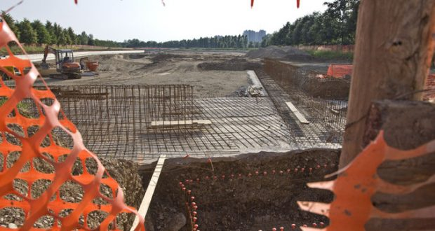Vasche di laminazione, come può altro cemento risolvere i danni creati dal cemento?