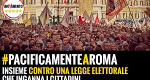 """#Fascistellum: I partiti tutti assieme """"vomitevolmente"""""""