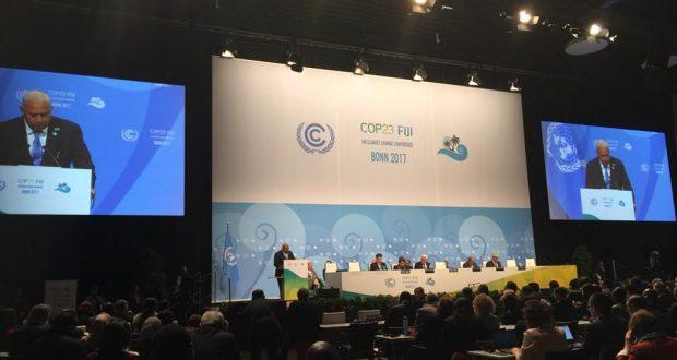 Cop23: nel programma del M5S le risposte alla lotta ai cambiamenti climatici
