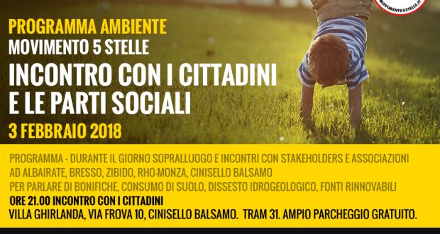 Ambiente in Lombardia: mettere in contatto i programmi con le necessità del territorio