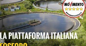 La piattaforma italiana del Fosforo