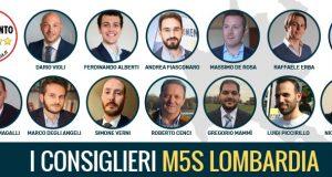 La nuova squadra del M5S per la Lombardia