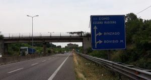 """Milano-Meda cavalcavia a rischio: """"La Giunta non perda tempo, serve intervento immediato"""""""