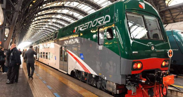 """Trasporti Lombardia: """"Oggi in arrivo un nuovo convoglio per Trenord"""""""