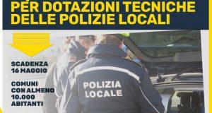 BANDO DOTAZIONI POLIZIA LOCALE