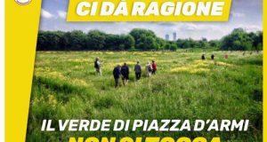 """PIAZZA D'ARMI, LETTERA DA BRUXELLES PER FERMARE CEMENTIFICAZIONE M5S: """"SALA ASCOLTI L'EUROPA"""""""