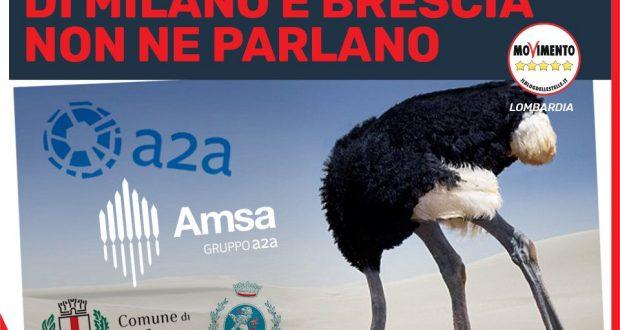 AMSA E A2A i comuni di Milano e Brescia non hanno nulla da dire?