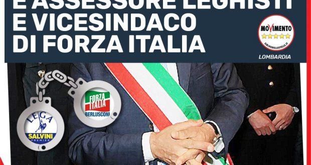 Arrestati il sindaco leghista di Legnano e il suo vice di Forza Italia