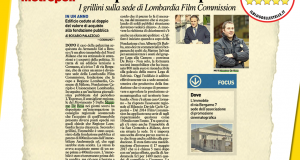 Cormano: palazzina Film Commission, no all'uso disinvolto dei soldi pubblici