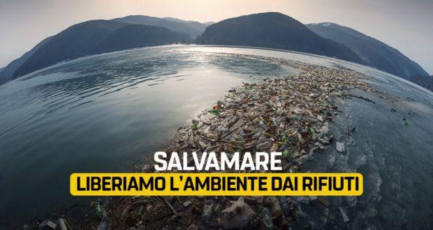 Salvamare: liberiamo l'ambiente dai rifiuti
