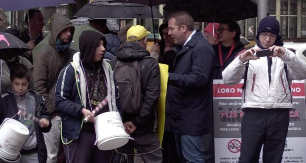 """I comitati in Regione contro la discarica di Casorezzo: """"Noi con i cittadini, basta con lo scaricabarile con Città Metropolitana, Regione si impegni per fermare il progetto"""""""