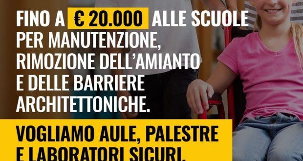 335.223,40 € A DISPOSIZIONE DELLE SCUOLE LOMBARDE