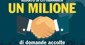 ⭐️REDDITO E PENSIONE DI CITTADINANZA: da aprile a novembre 1.066.000 domande accolte dall'Inps.