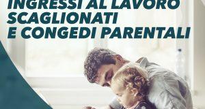 Part-time alternato, ingressi al lavoro scaglionati e congedi parentali: ripartiamo tutelando le famiglie