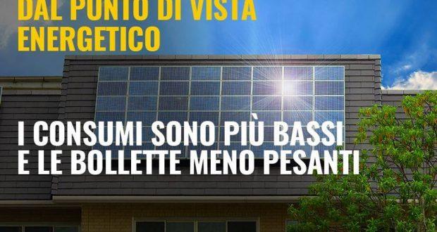 Superbonus 110%: consumi più bassi con una casa più efficiente