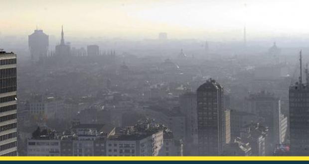 A MILANO NEL 2018 4 MILA MORTI DOVUTI A PM 2,5. AVANTI CON MISURE DRASTICHE NEL RECOVERY PLAN