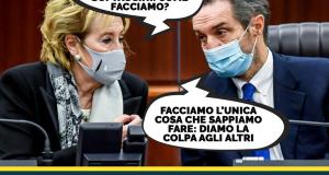 Piano vaccini, Moratti come Fontana e Gallera