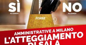 Amministrative Milano. M5S Lombardia: Sala frena e accelera a suo piacimento, il suo atteggiamento ha stancato
