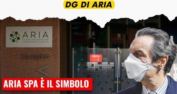 SI DIMETTE IL DIRETTORE DI ARIA SPA: FUGA DAL MONUMENTO ALL'INEFFICIENZA DELLA GIUNTA FONTANA