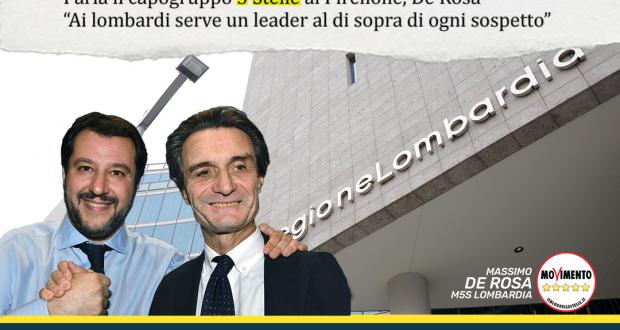 Scandalo camici, i pm: Fontana ha anteposto interesse personale