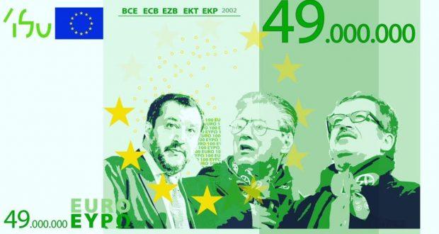 I giudici li condannano perché usavano la politica per arricchirsi, ma per Salvini erano persone oneste e corrette