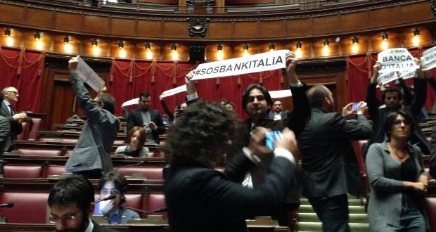Svendita Bankitalia e condono: Cittadini fatevi sentire, vi stanno rubando il futuro!!