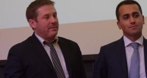 Agorà a Pioltello, con Luigi Di Maio e la candidata sindaco Monica Sivieri