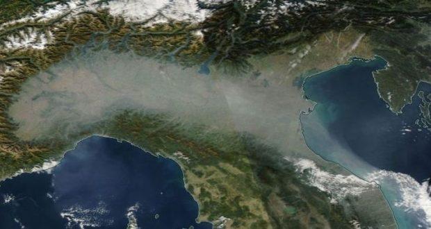 Nella Pianura Padana, se respiri muori