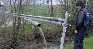Lombardia: aumentano i pesticidi nelle acque