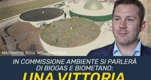 Impianti biogas e biometano: il Consiglio regionale decide di approfondire