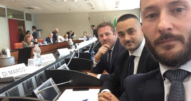 Commissione Territorio e Infrastrutture al lavoro in Regione Lombardia