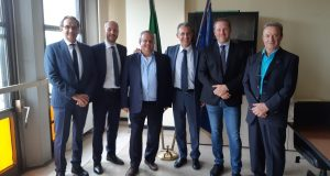 Fanghi: i rappresentanti dei territori incontrano il ministro dell'Ambiente Sergio Costa