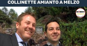 """""""Collinette-Amianto"""" Melzo: il comune non tutela i cittadini, intervenga Regione Lombardia"""