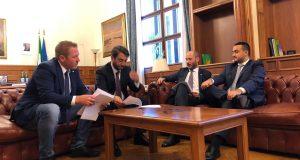 Infrastrutture dal Viceministro Cancelleri: garanzie per investimenti in Lombardia