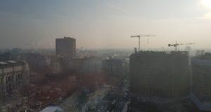 """Inquinamento dell'aria: """"Lombardia deve ridurre inquinamento puntando a rivoluzione del lavoro e della mobilità""""."""