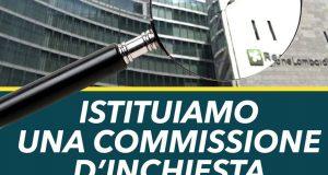 CORONAVIRUS: OPPOSIZIONI IN REGIONE LOMBARDIA AVVIANO ITER PER ISTITUZIONE DI UNA COMMISSIONE CONSILIARE DI INCHIESTA