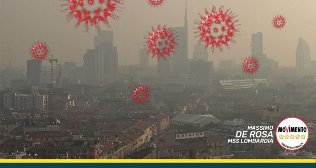 Uno studio epidemiologico nazionale, per stabilire la relazione fra Covid-19 e inquinamento atmosferico